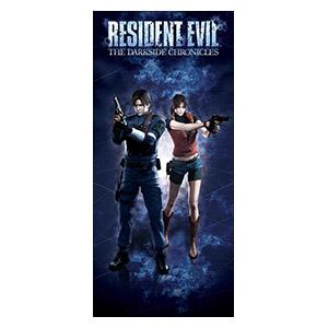 Resident Evil. Размер: 60 х 130 см